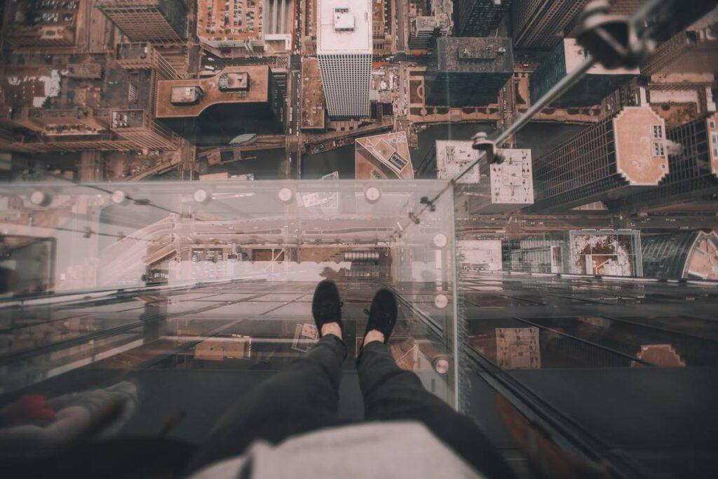 Willis Tower Skydeck Observation Deck