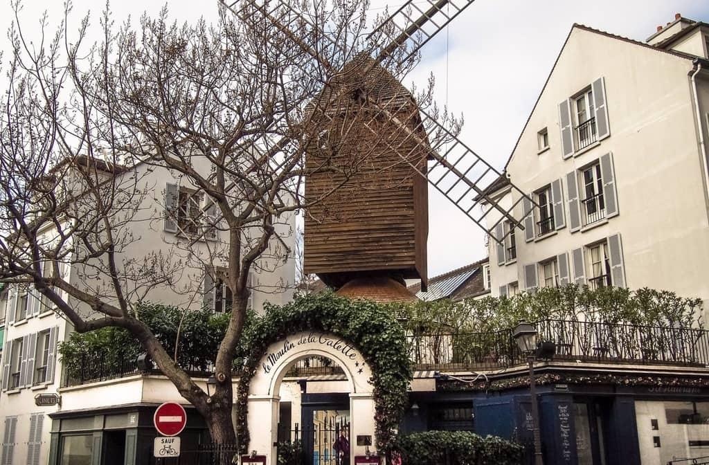 Windmills of Montmartre