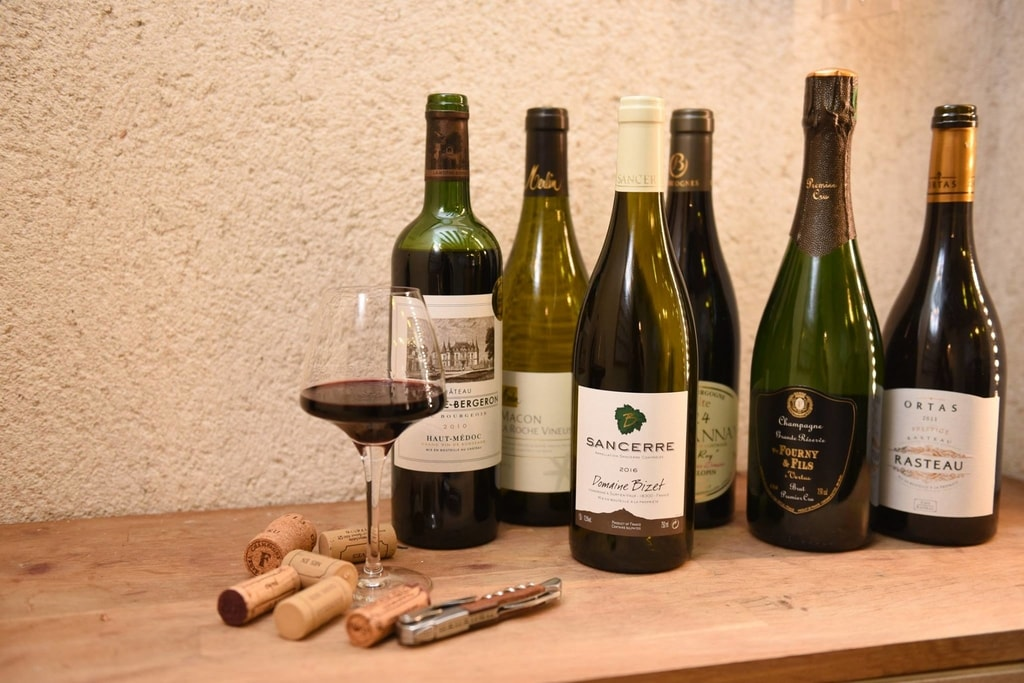 Wine Tasting When In Paris