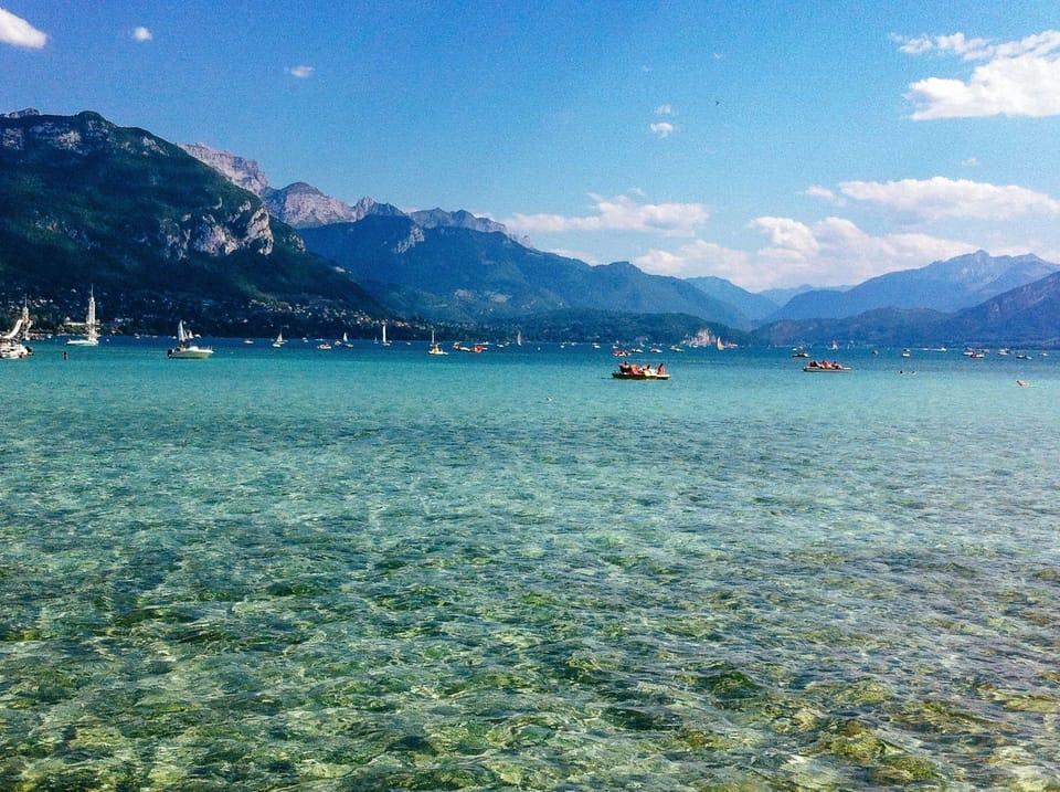 Annecy Travel Blog