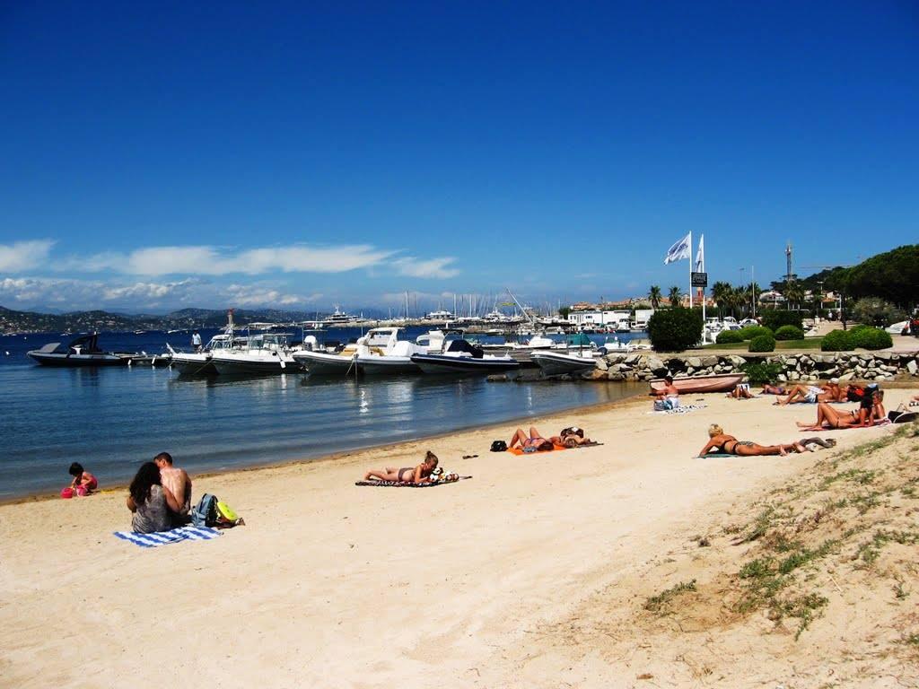 Famous Beaches in St Tropez