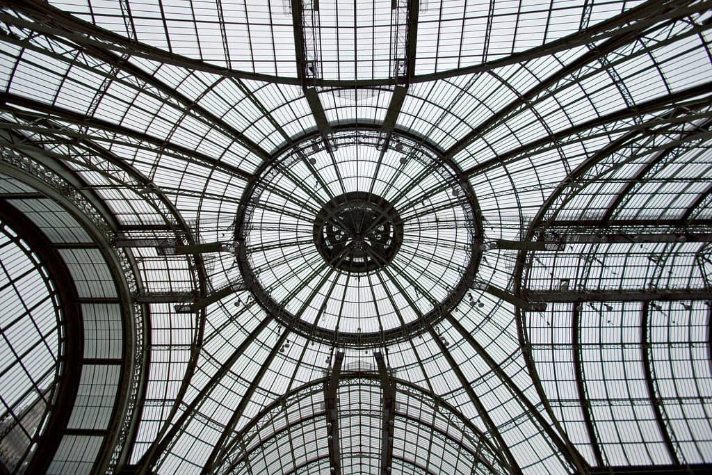 Visiting the Grand Palais Paris