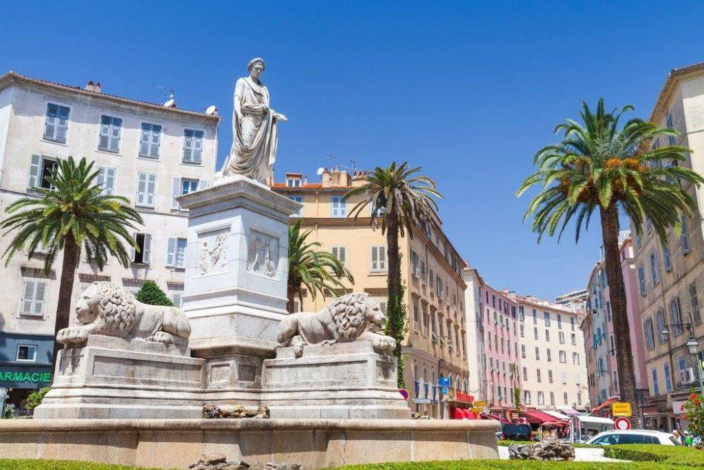Ajaccio Historic Center