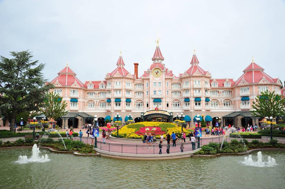 Disneyland Paris Famous Rides