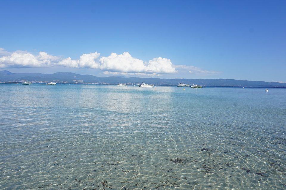 Ajaccio Famous Beaches