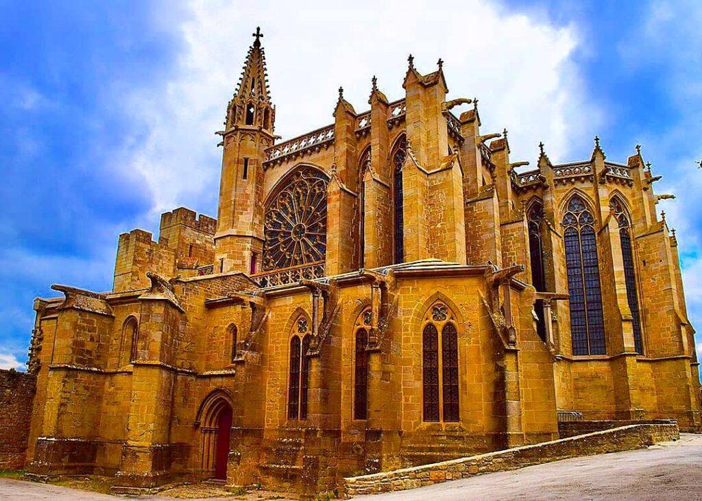 Basilica of Saints Nazarius and Celsus in the Cité
