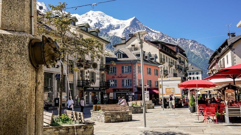 Chamonix Travel Cost