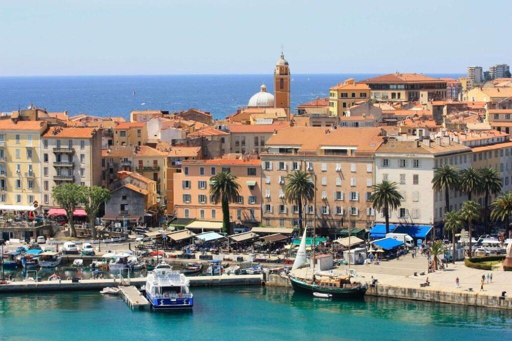 Cost To Travel to Ajaccio