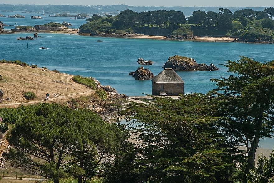 Île-de-Bréhat, Brittany, France