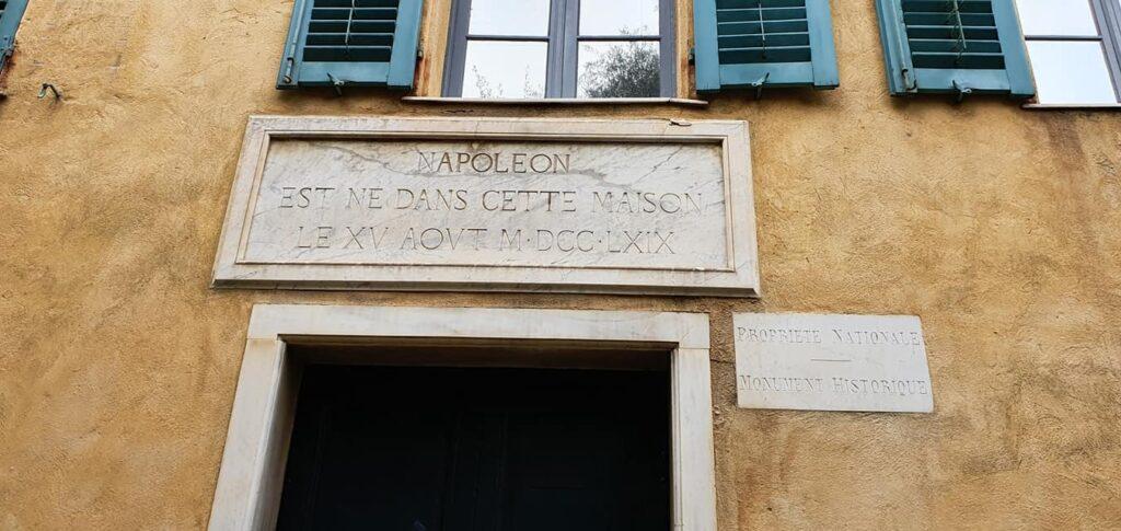 Is Ajaccio Worth Visiting - Musée de la Maison Bonaparte