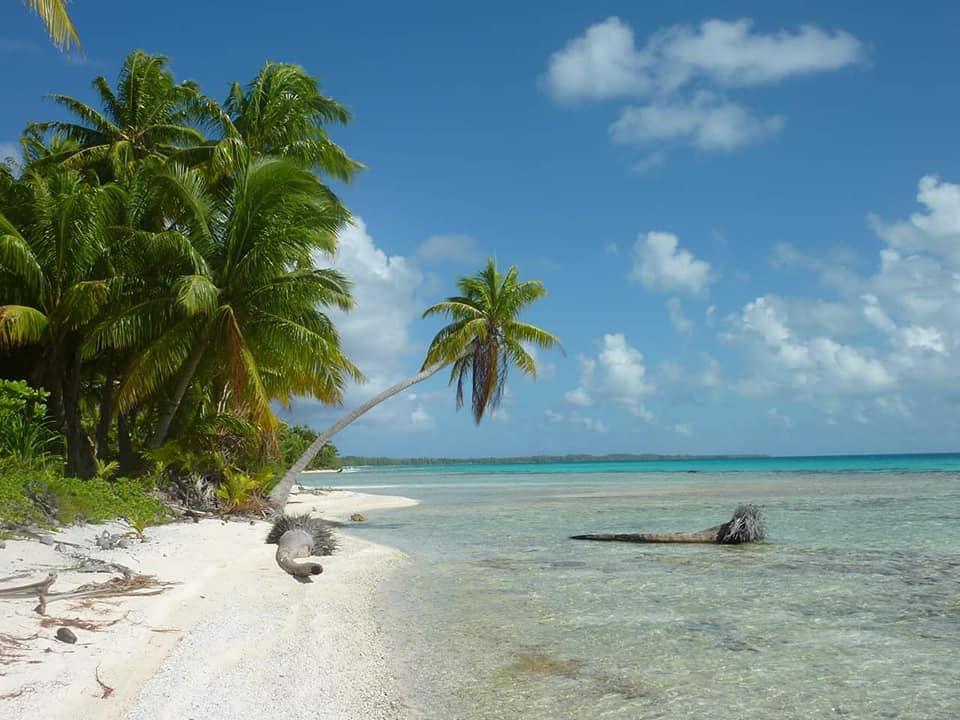 Manihi Island French Polynesia