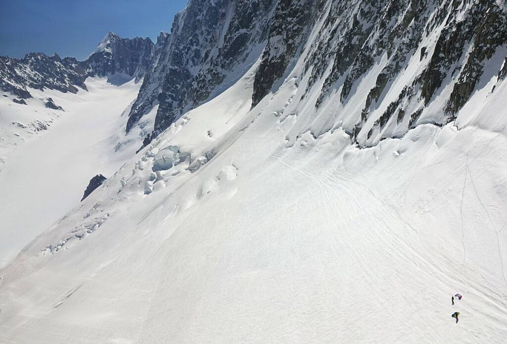 Massif du Mont Blanc - France