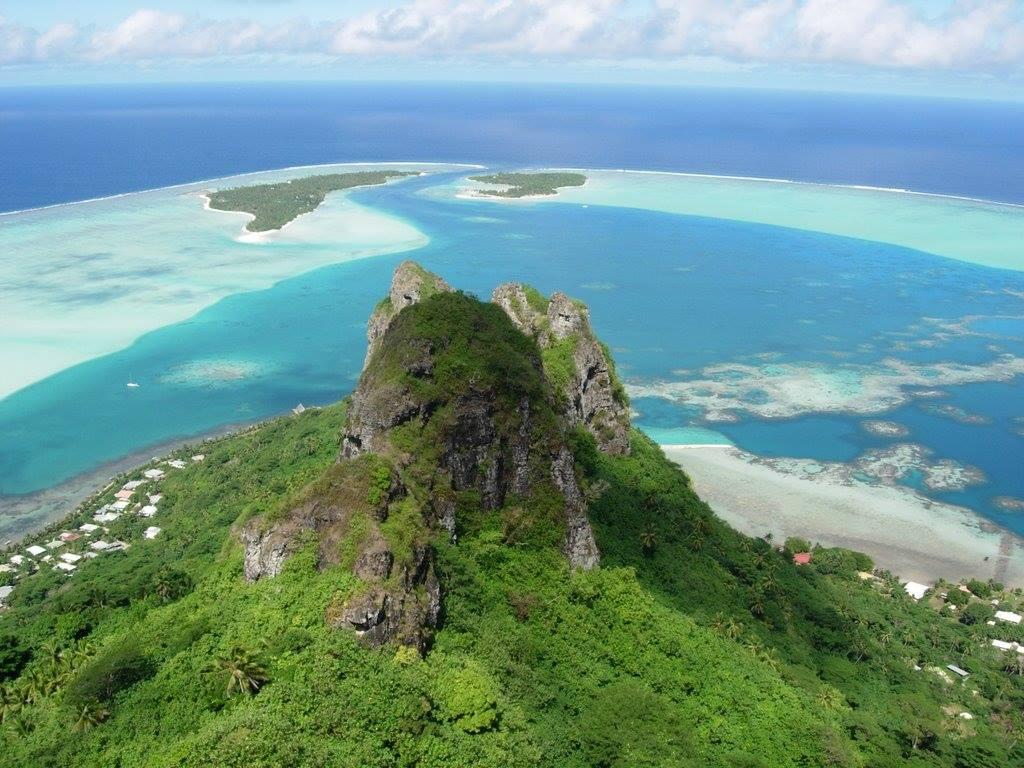 Maupiti Lagoon - Maupiti - French Polynesia