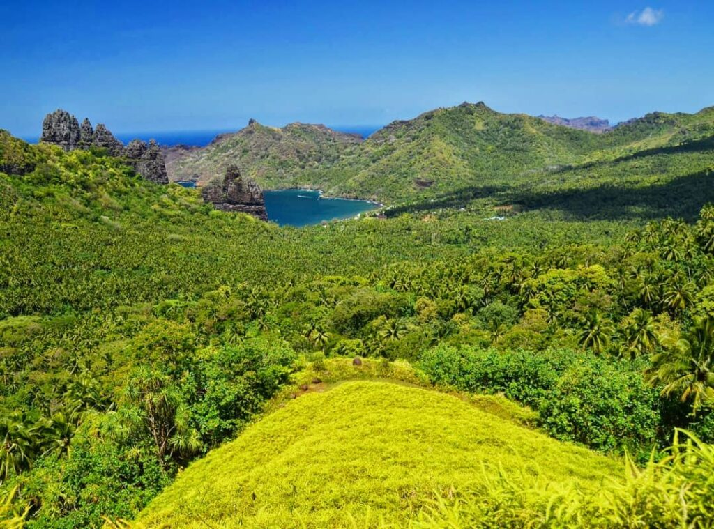 Nuku Hiva - Islands To Relax in French Polynesia