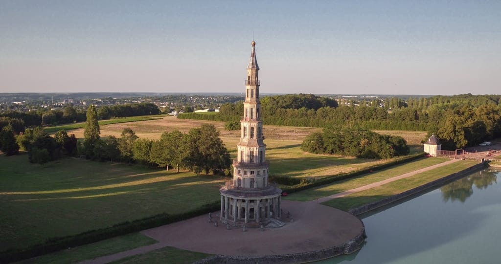Pagode de Chanteloup - Famous Monuments in Loire Valley