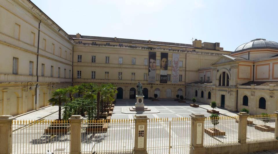 Palais Fesch - musée des beaux-arts Ajaccio