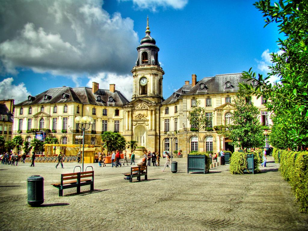 Should I Visit Rennes France