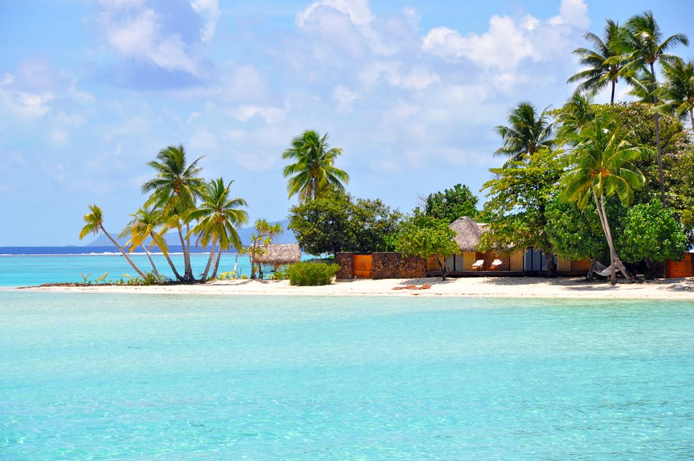 Tahaa Island French Polynesia