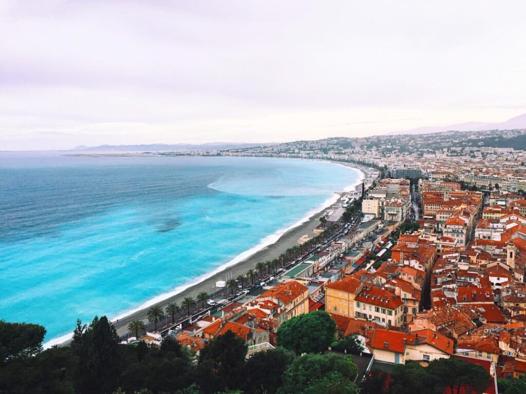 Things To See in Nice and Paris
