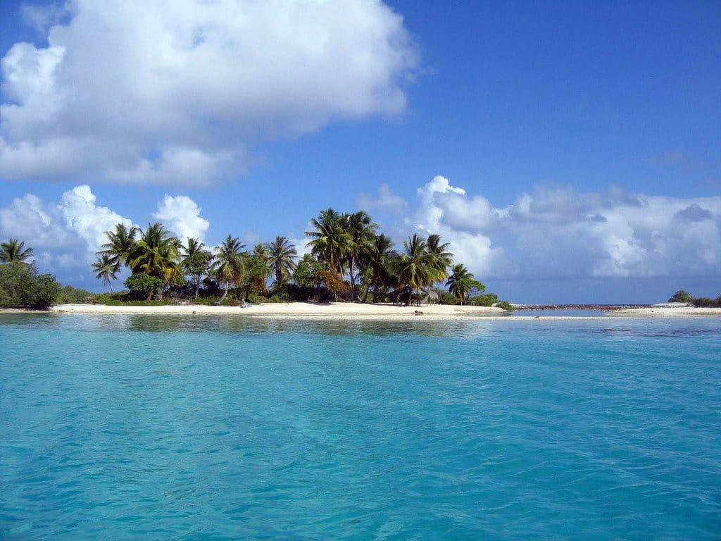 World Beautiful Islands - Manihi French Polynesia