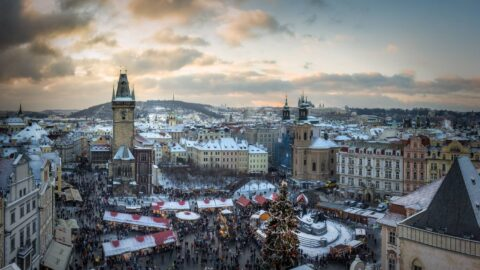 Most Famous Cities in Europe to Enjoy Christmas Markets