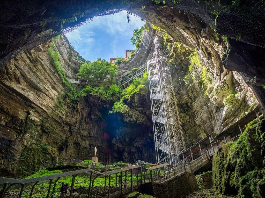 Rocamadour Famous Caves