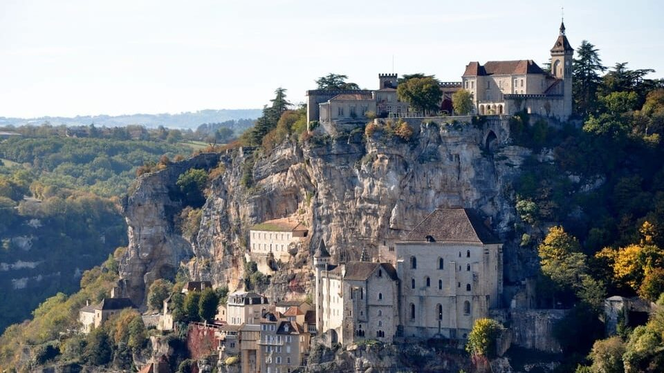 What is Rocamadour Famous For?