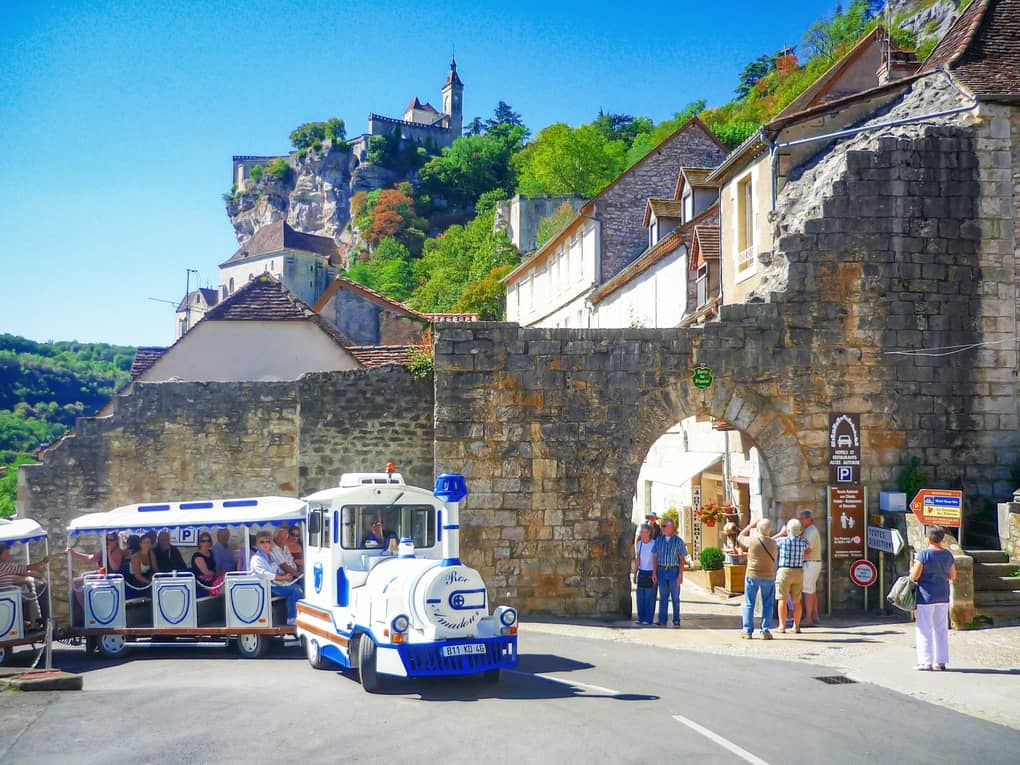 What is Rocamadour Known For