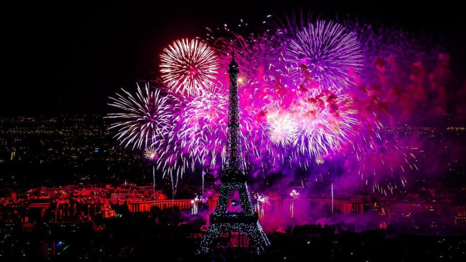Public Holidays in France