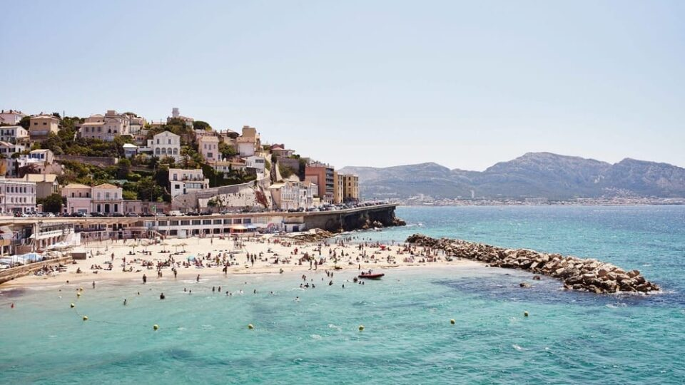 Best Beaches Near Marseille