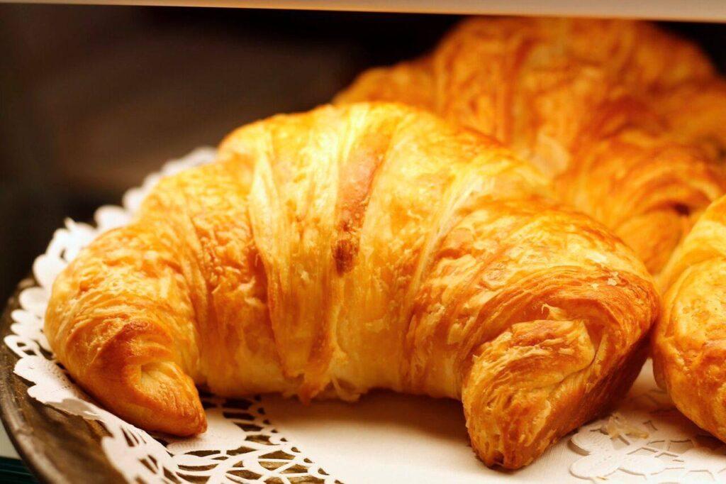 Famous Paris Croissants