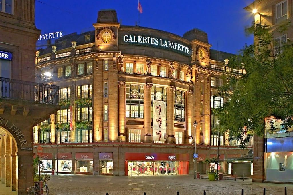 Galeries Lafayette - Paris Department Stores