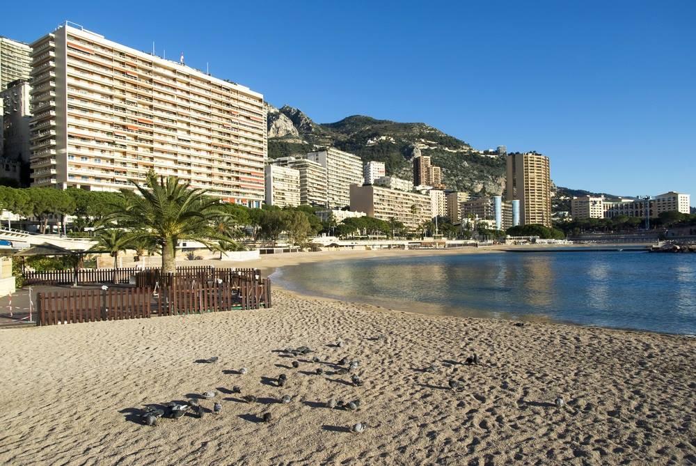 Larvotto Beach, Monaco