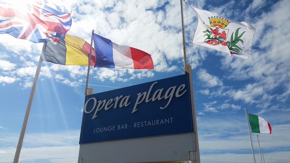 Opera Plage - Beaches Near Nice