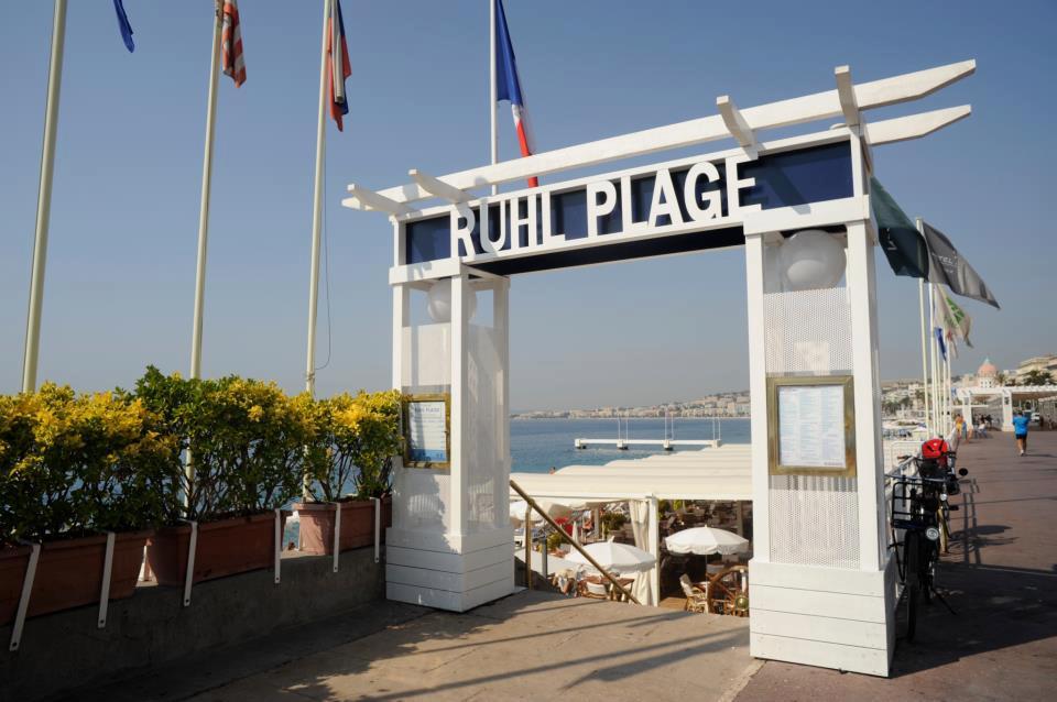 Ruhl Plage - Nice Beaches