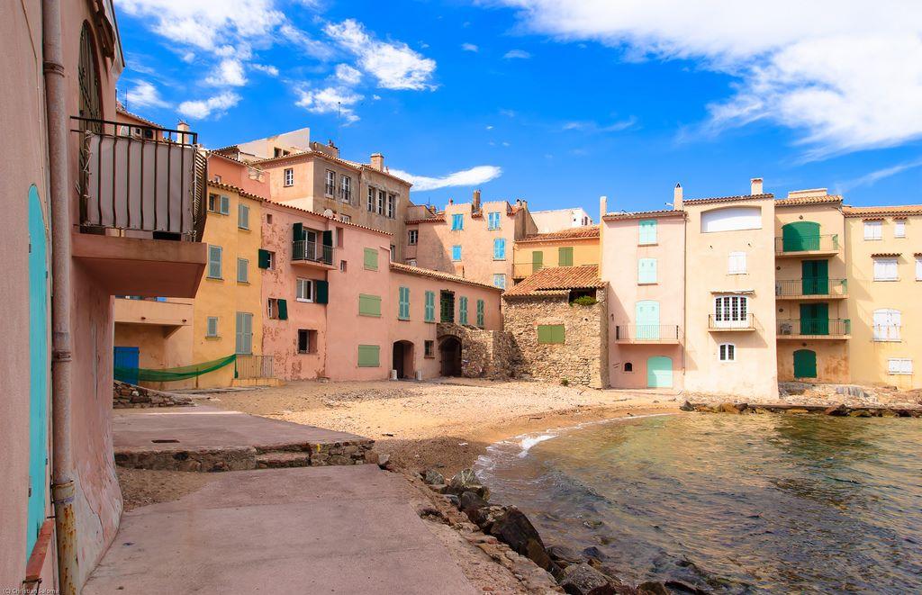 Plage de La Glaye - Saint Tropez