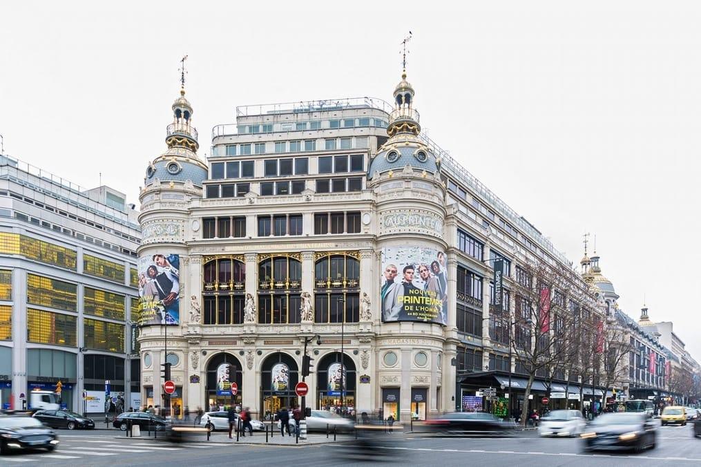 Printemps Parisian Department Store