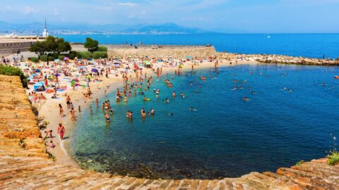 Best Beaches in Antibes