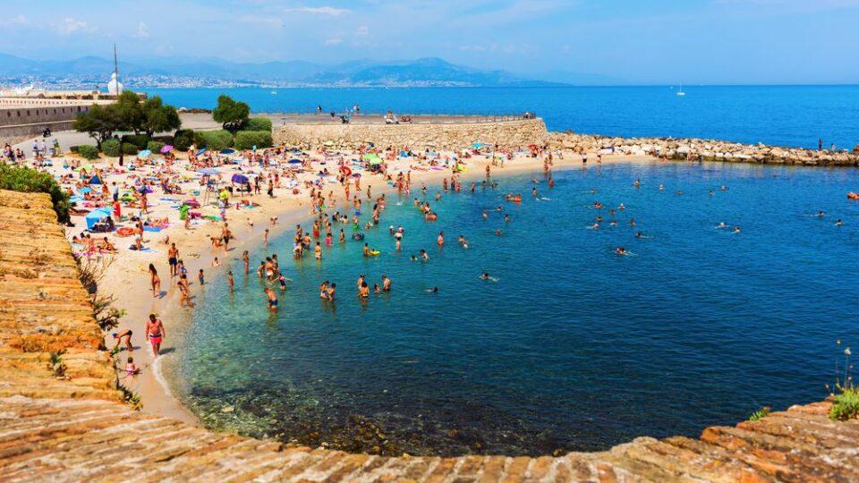 Best Beaches in Antibes