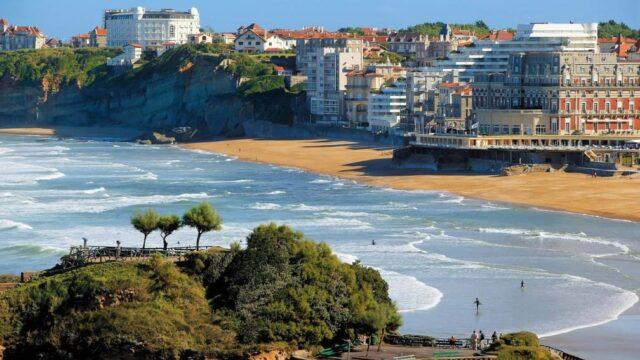 Best Beaches in Biarritz