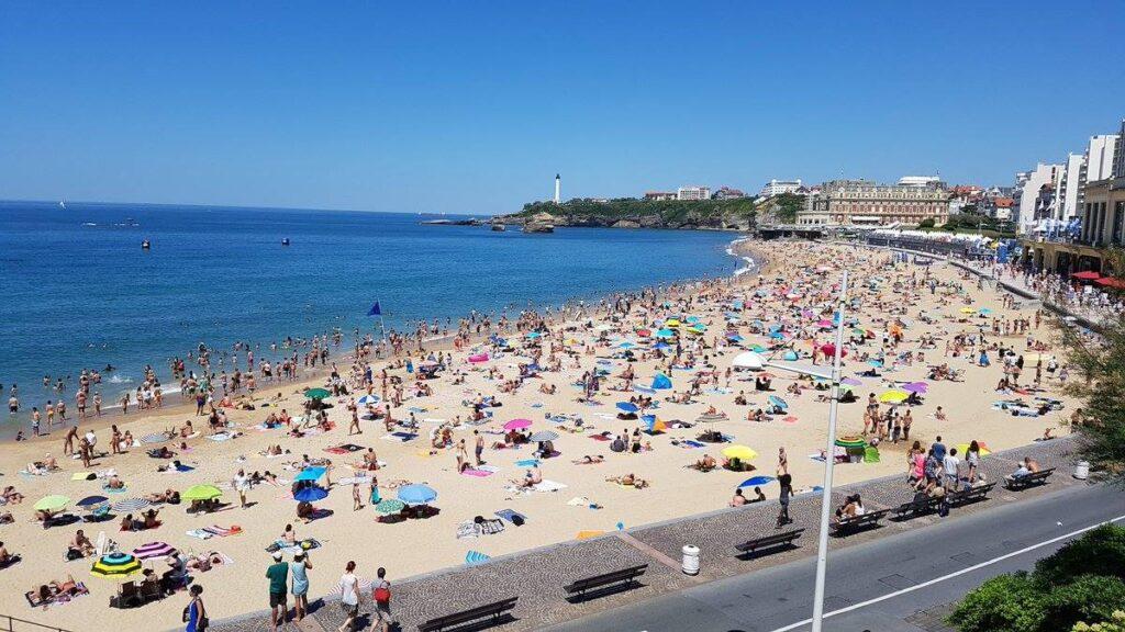 La Grande Plage, Beaches Biarritz