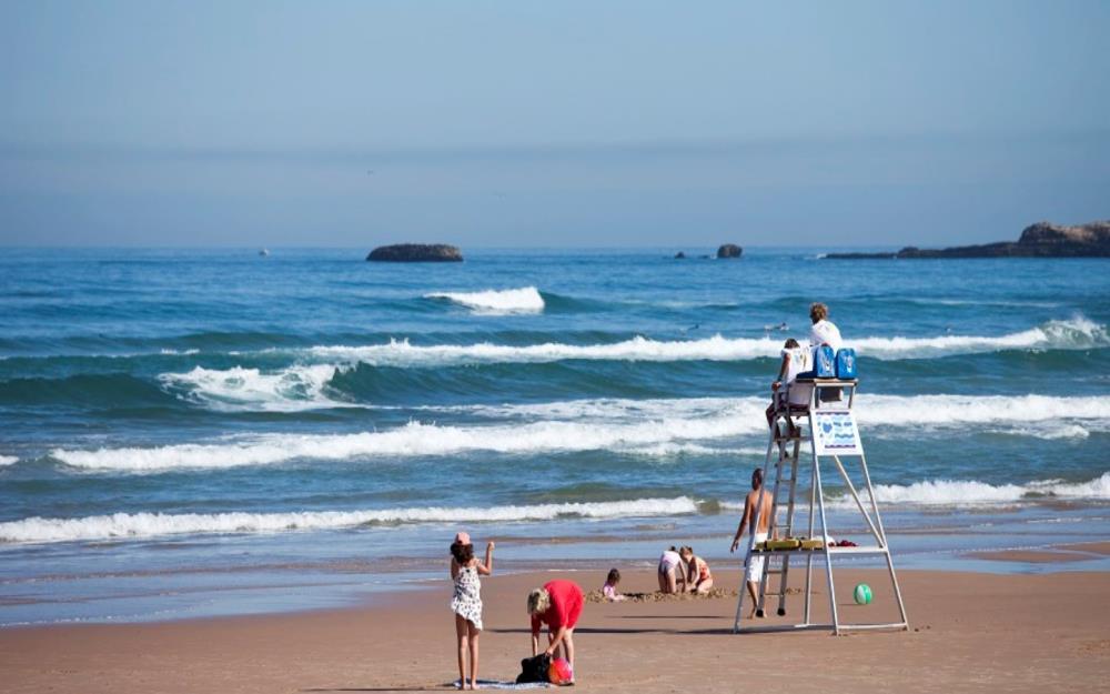 Marbella Beach Biarritz