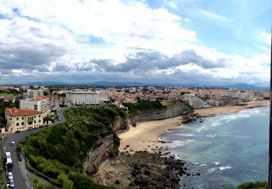 Miramar Beach Biarritz