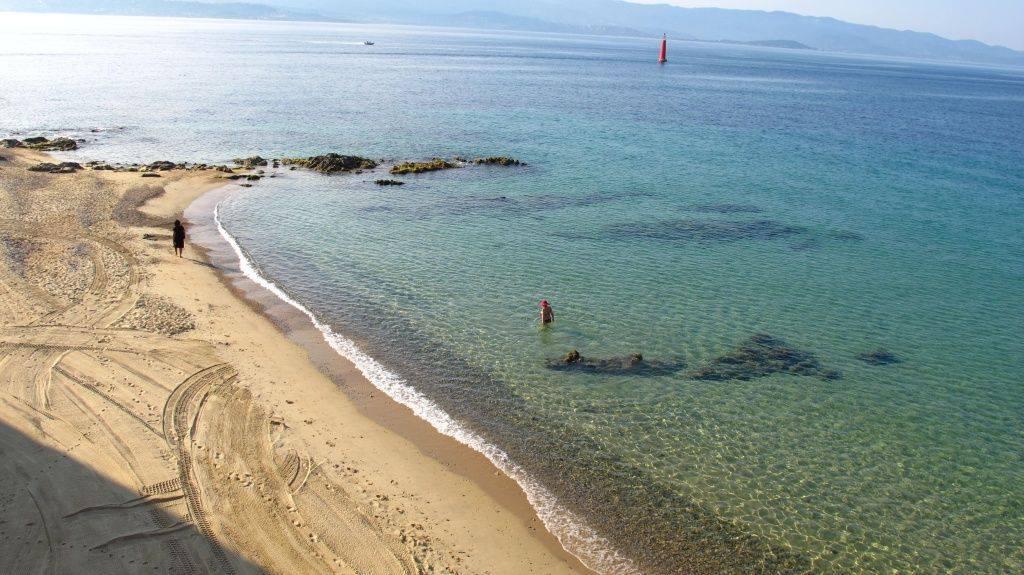 Plage de Saint François - Best Beach in Ajaccio