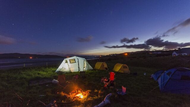 The 5 Common Camping Injuries and How to Treat Them