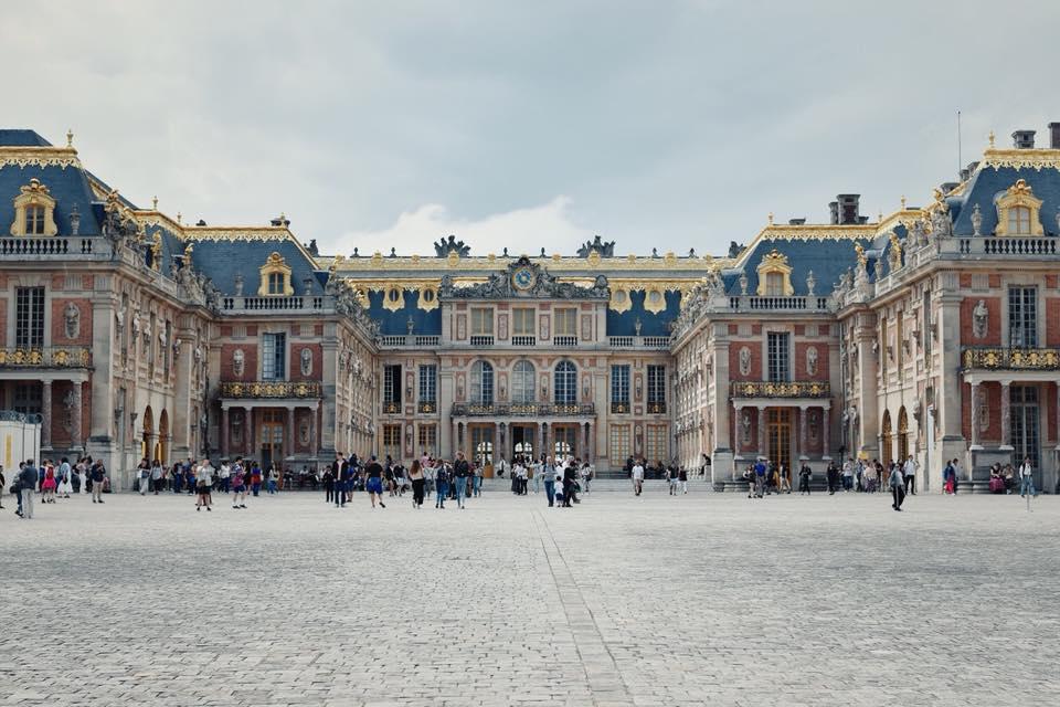 Best Castle in France - Versailles