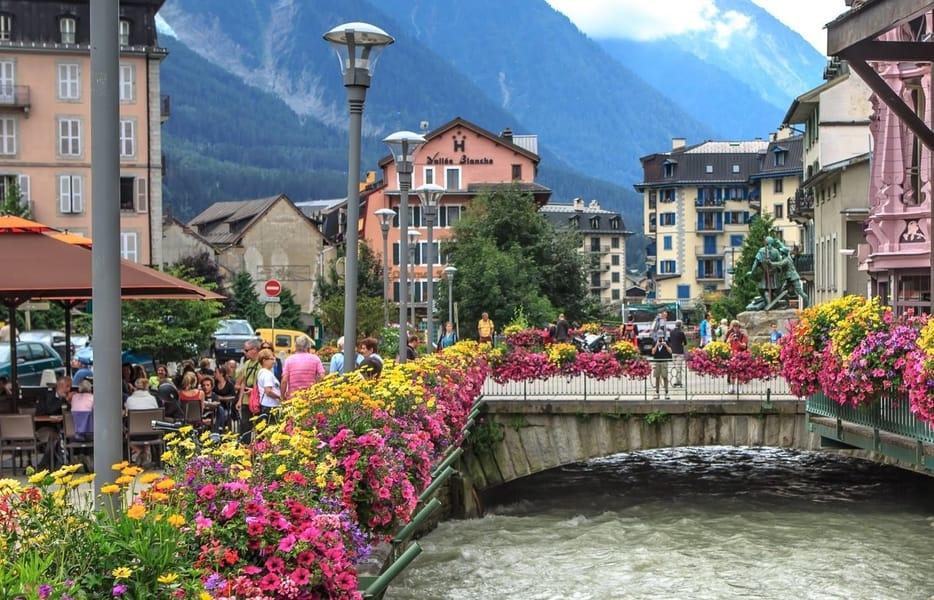 Chamonix, French Alps
