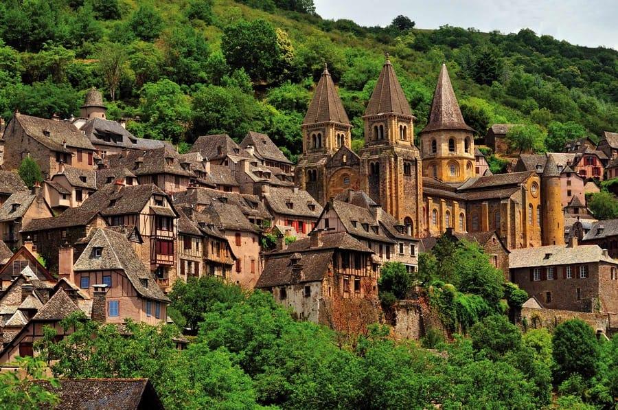 Conques France