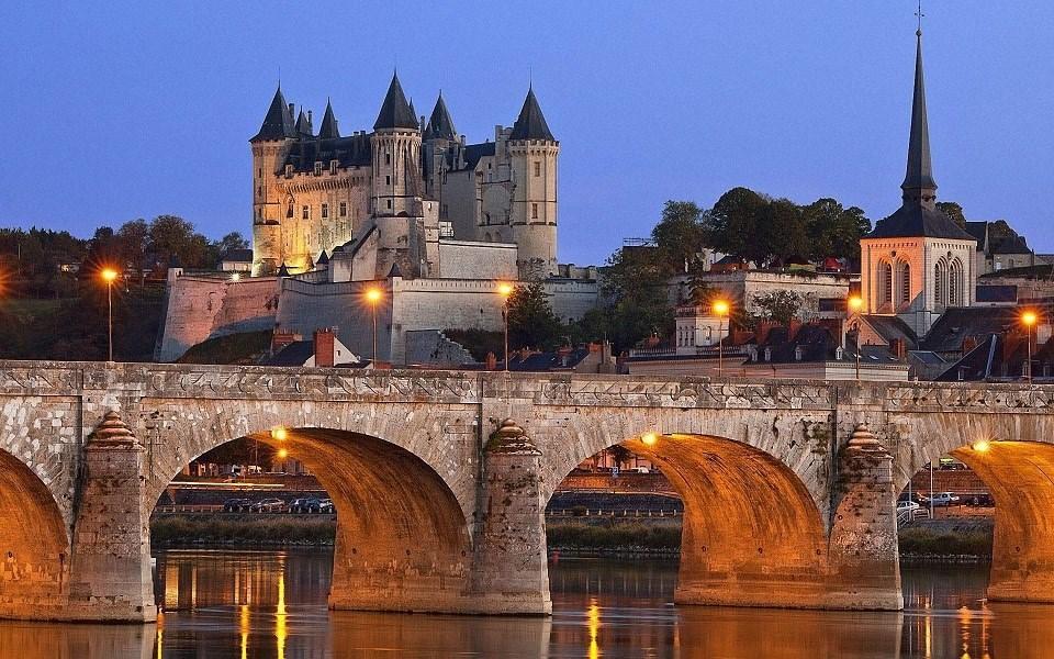 Saumur castle