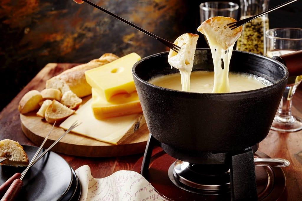 Cheese Fondue Savoyarde